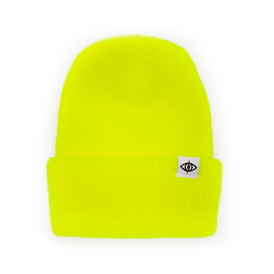 Image of WATCHCAP [ electric lemon ]