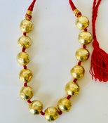 Image of Gold foil beads