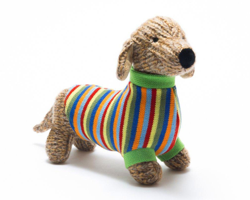 Image of Sausage Dog Toy