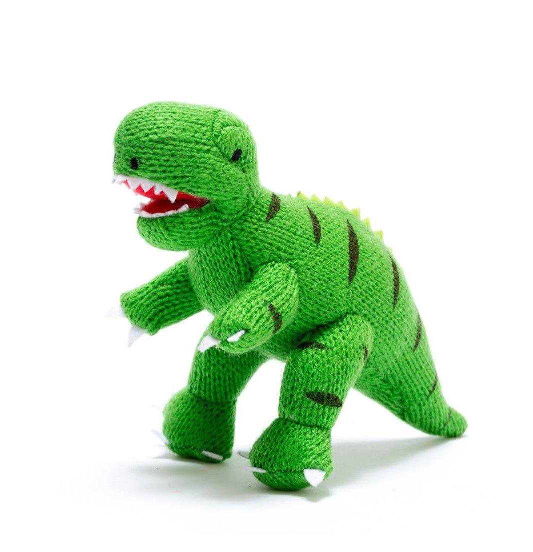 Image of Dinosaur Rattle