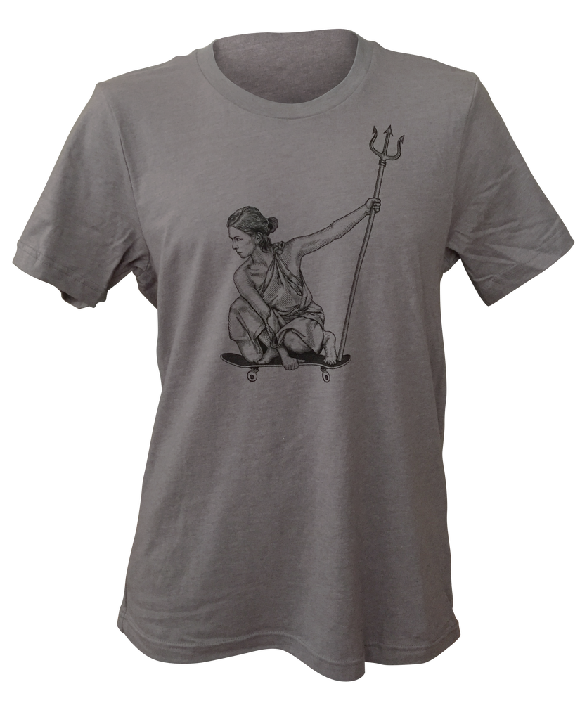 Image of 'Her City' T-shirt - Grey