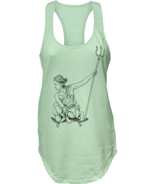 Image of 'Her City' Racer-Back Tank Top