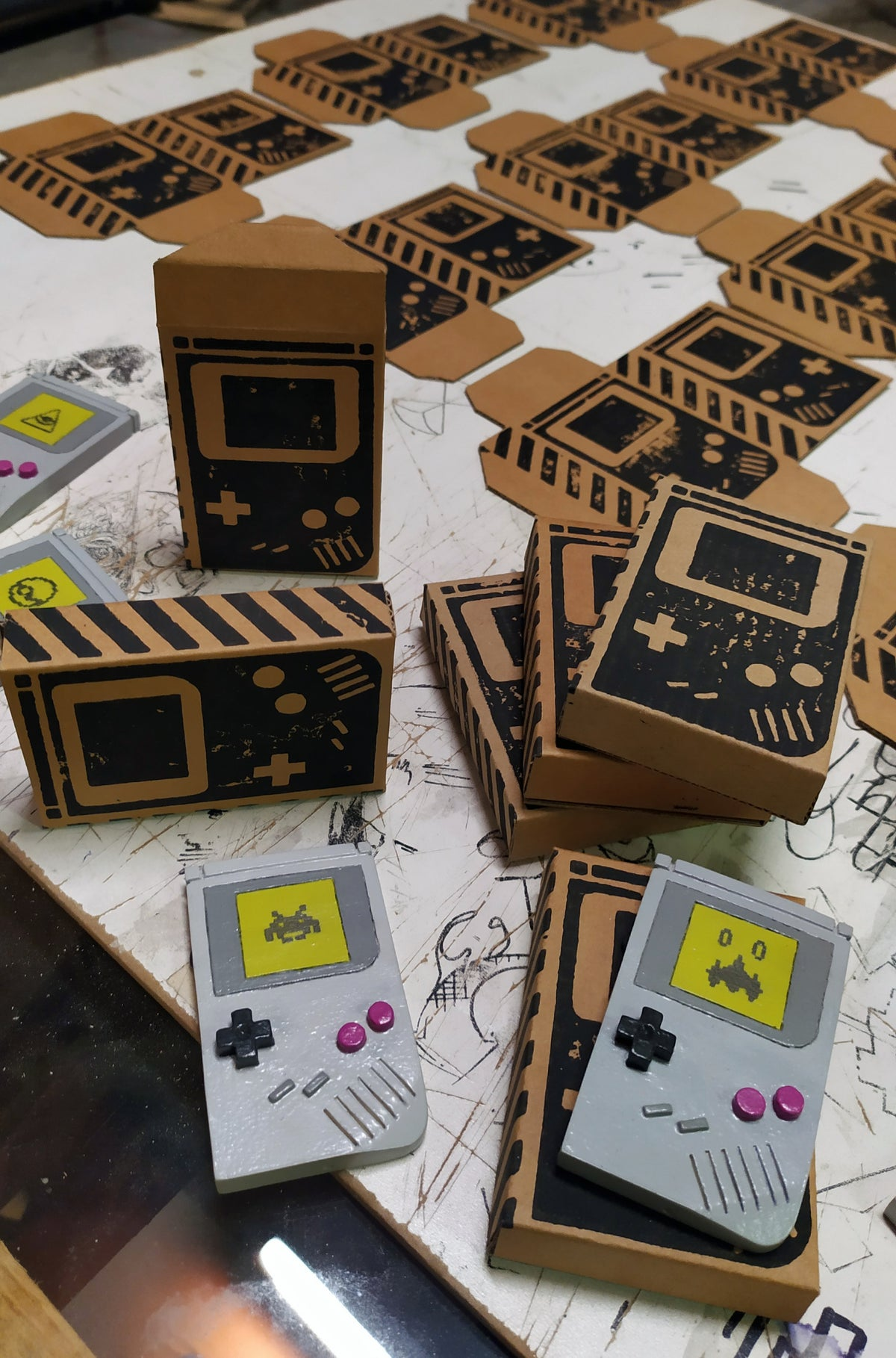 Image of Magnet Mini Gameboy