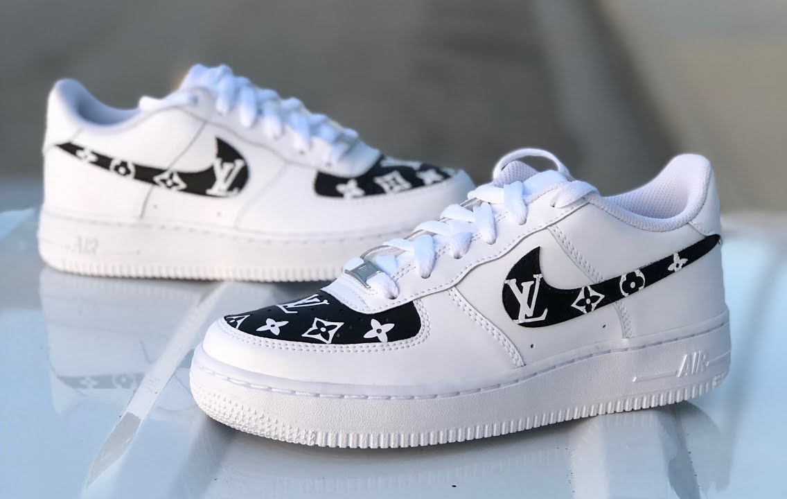 Nike Air Force 1 LV Custom. | LOWKEY