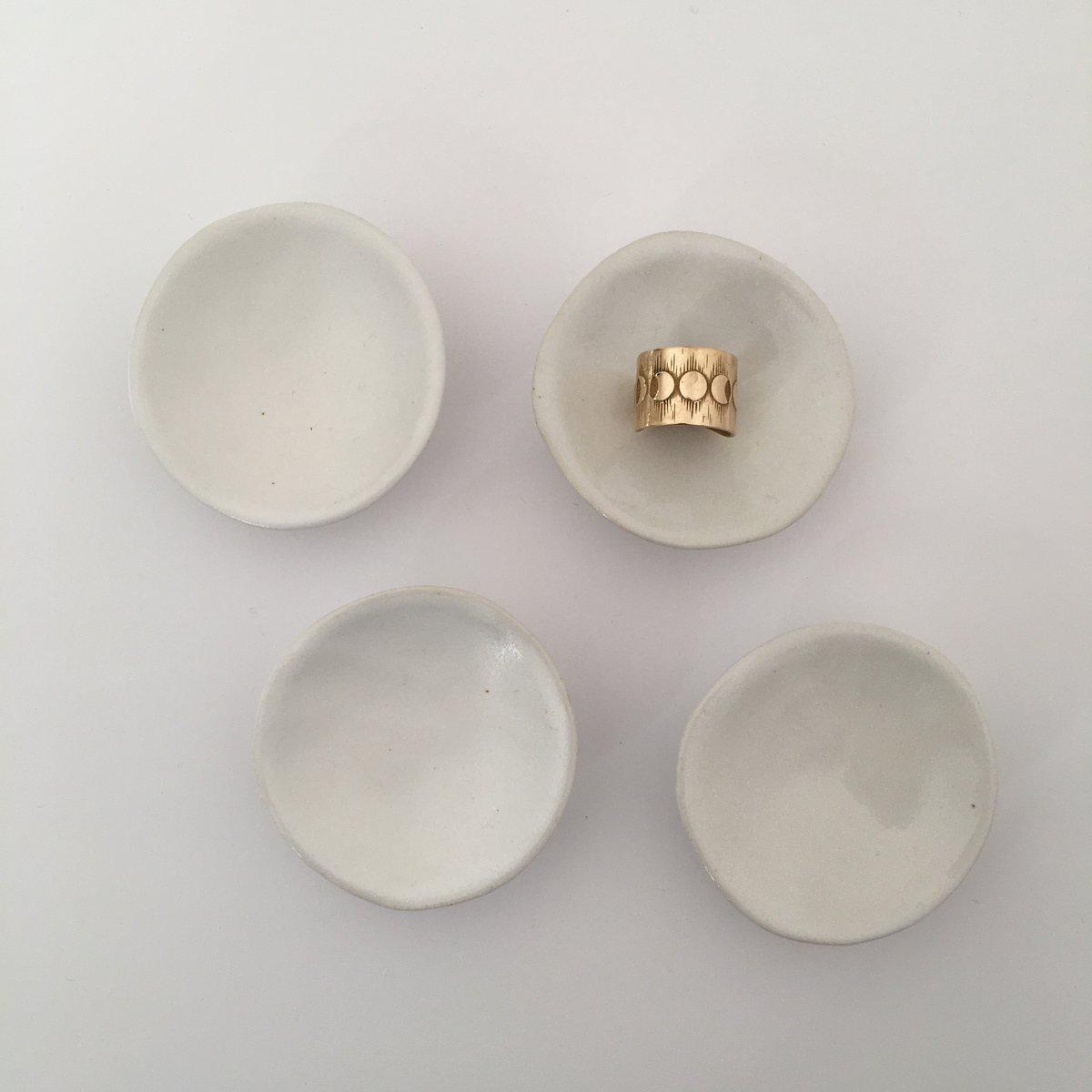 Mini jewellery dish