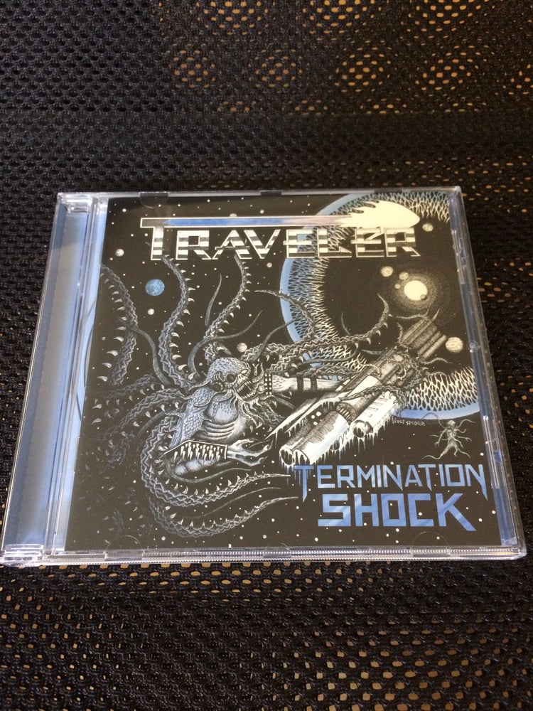 Image of Termination Shock CD