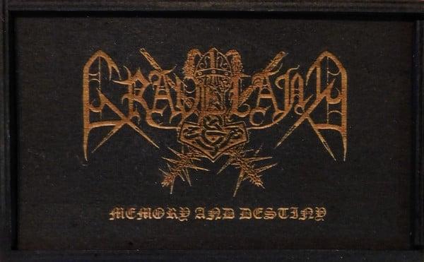 GRAVELAND -Memory And Destiny- DIE-HARD WOODEN BOX TAPE
