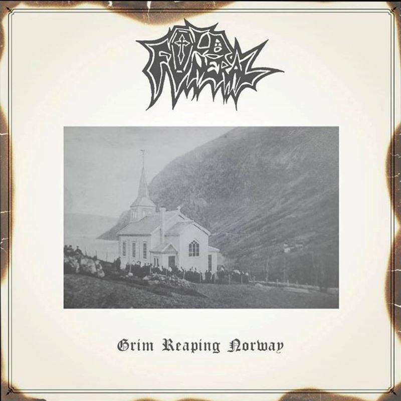 OLD FUNERAL -Grim Reaping Norway- CD
