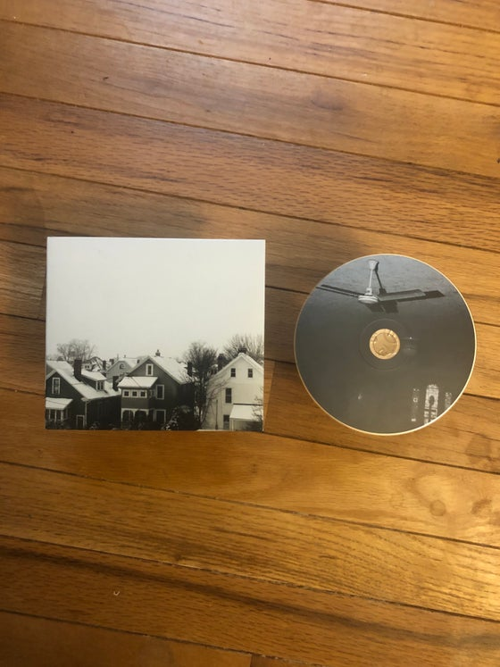 Image of Planning For Burial - Below The House CD