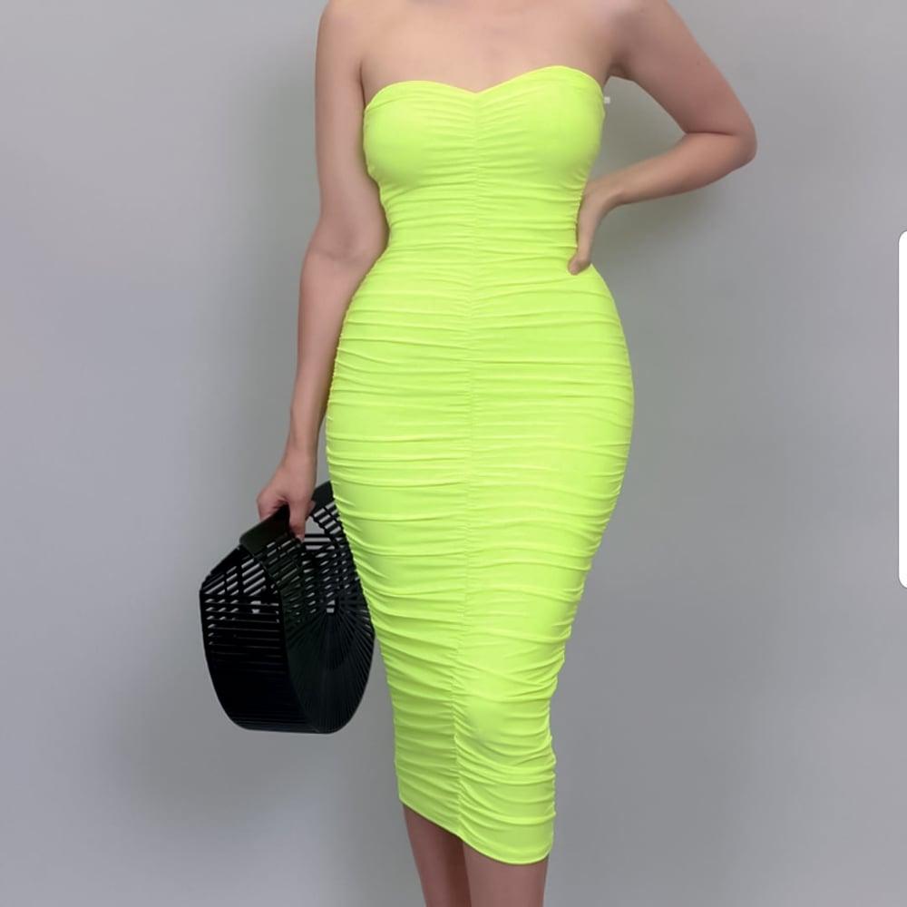 Image of London Dress