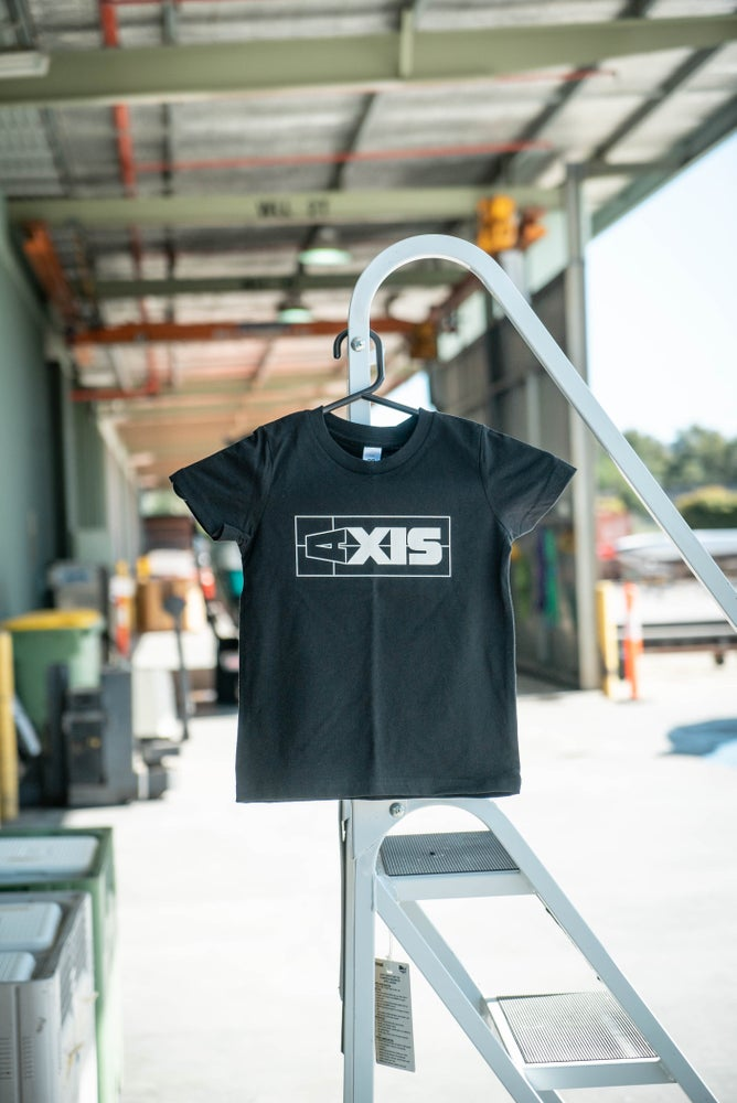 Image of AXIS Kids T-Shirt - Black