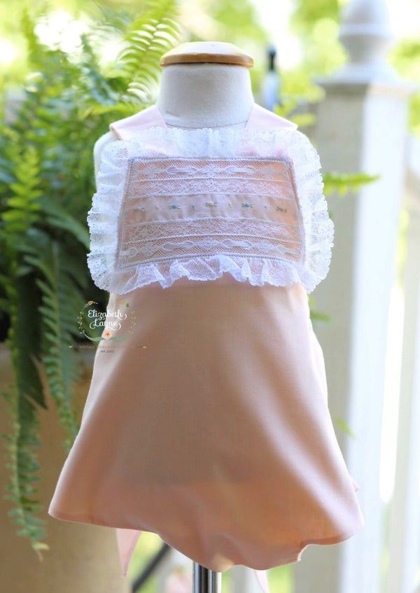 Image of Isla Vintage Heirloom Sunsuit