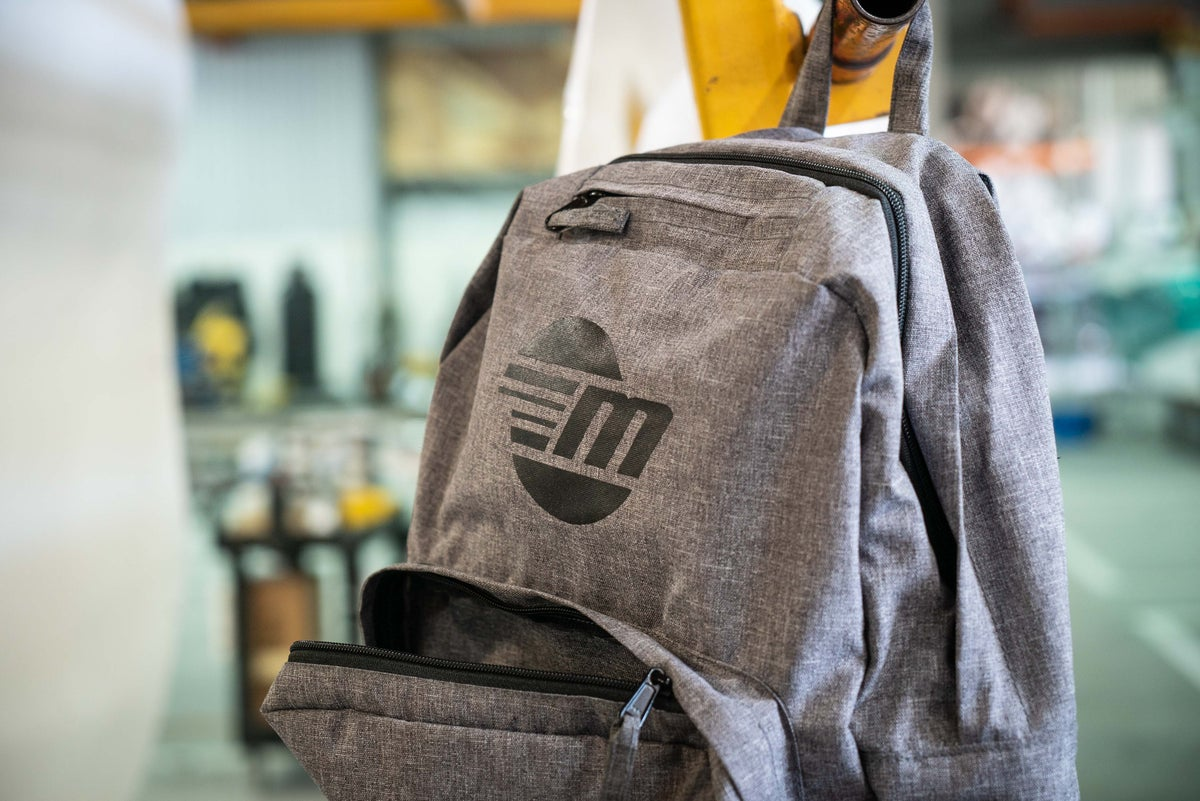 Image of Premium Malibu Backpack - Stone Grey