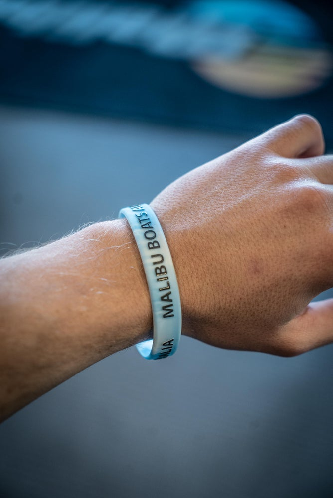 Image of Malibu Boats Ripple Wristband