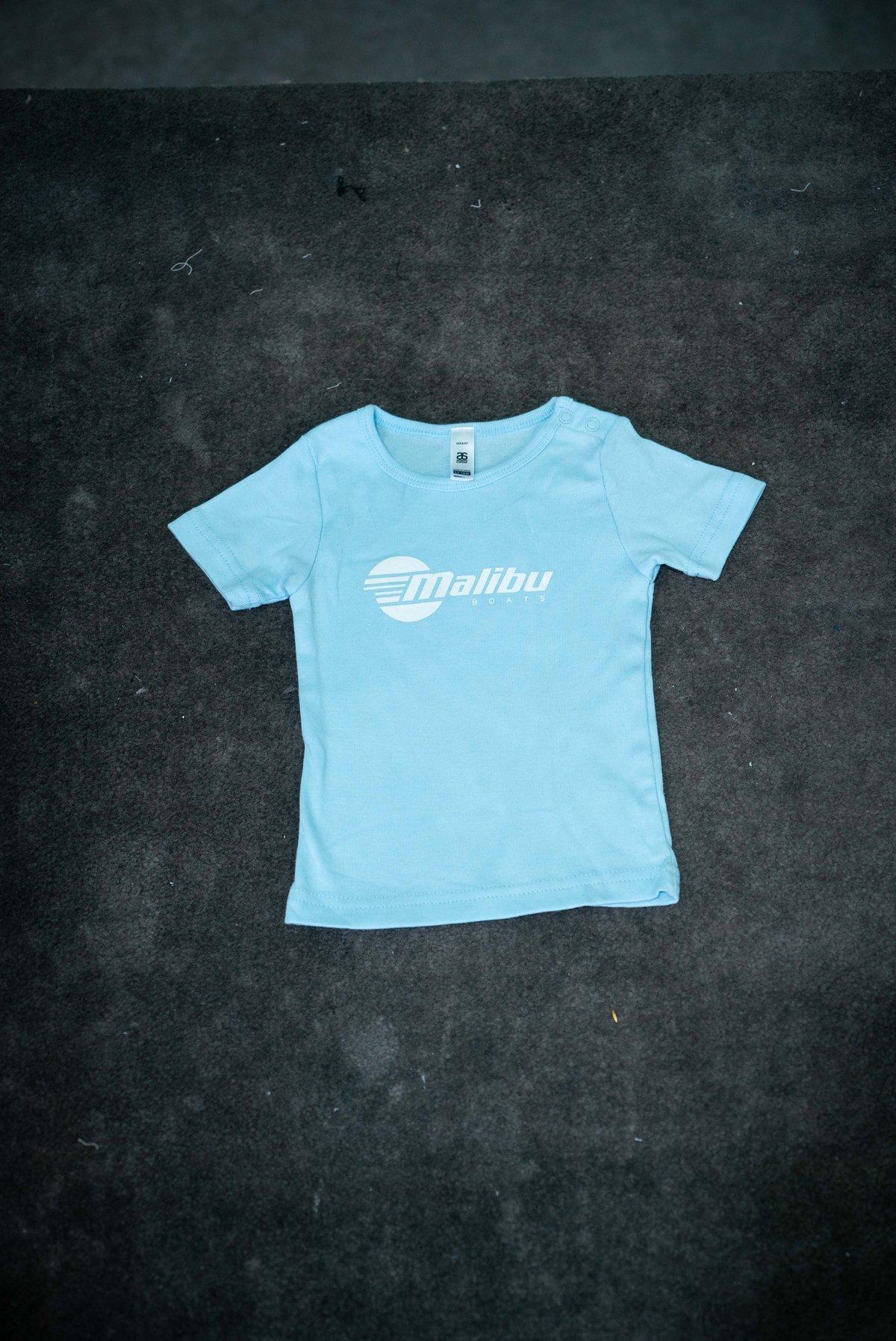 Image of Mini-Me Toddler Tee - Blue