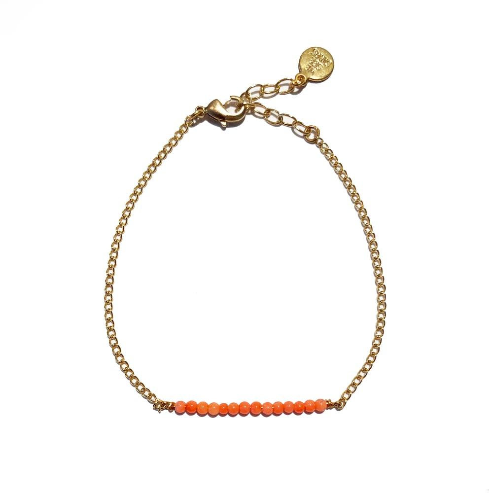 Image of Tiny Gems Beaded Bracelet