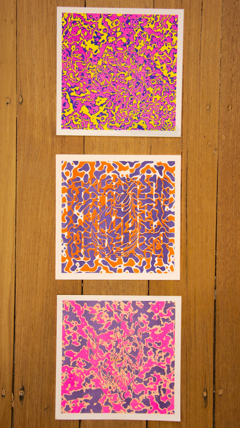 Image of Riso-prints