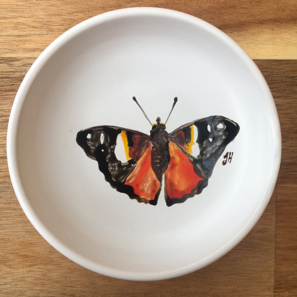 Butterfly Trinket Dishes