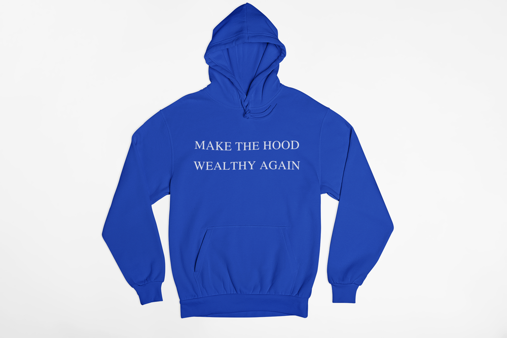 Image of Wealthy Hood (Multiple Colors Available)
