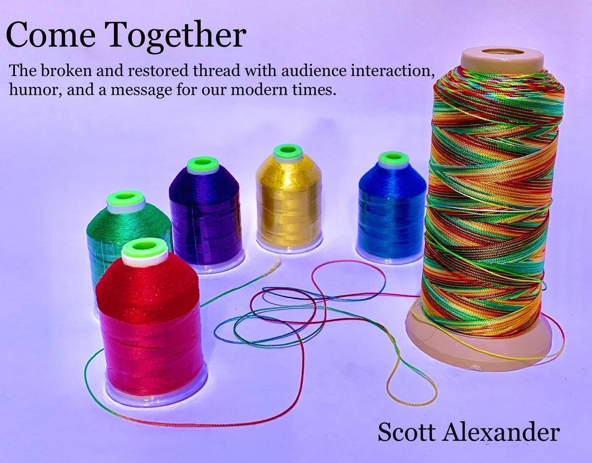 Image of Come Together - Blendo Hindu Thread Routine
