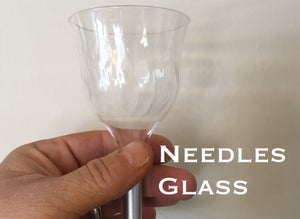 Image of Replacement NEEDLES Glass