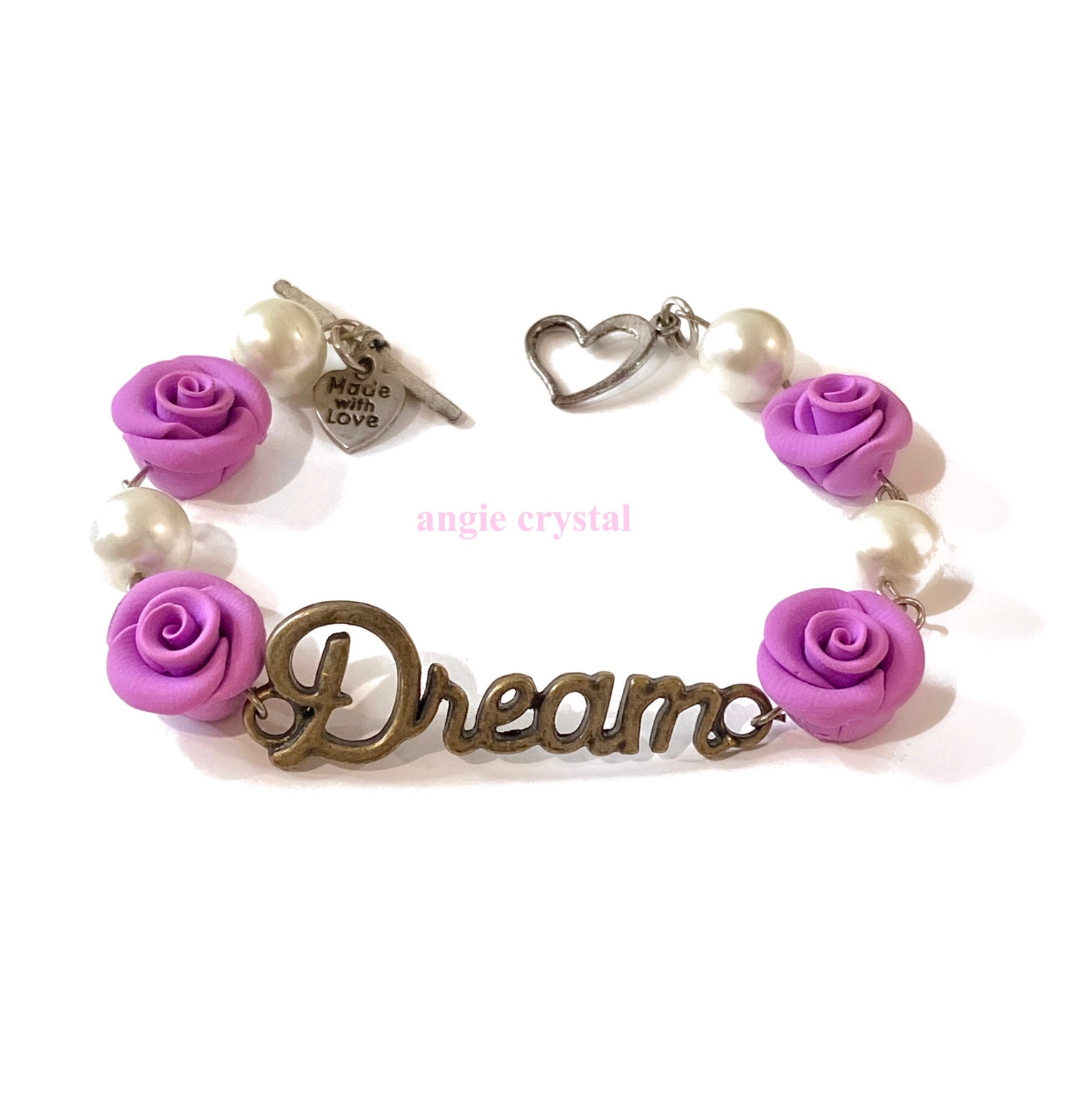 Image of Lavender Dream Bracelet