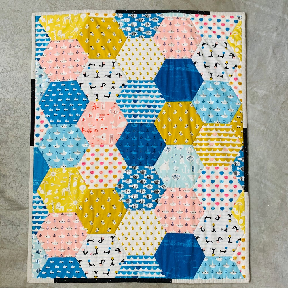 Image of Quilting for Absolute Beginners Online Virtual Course