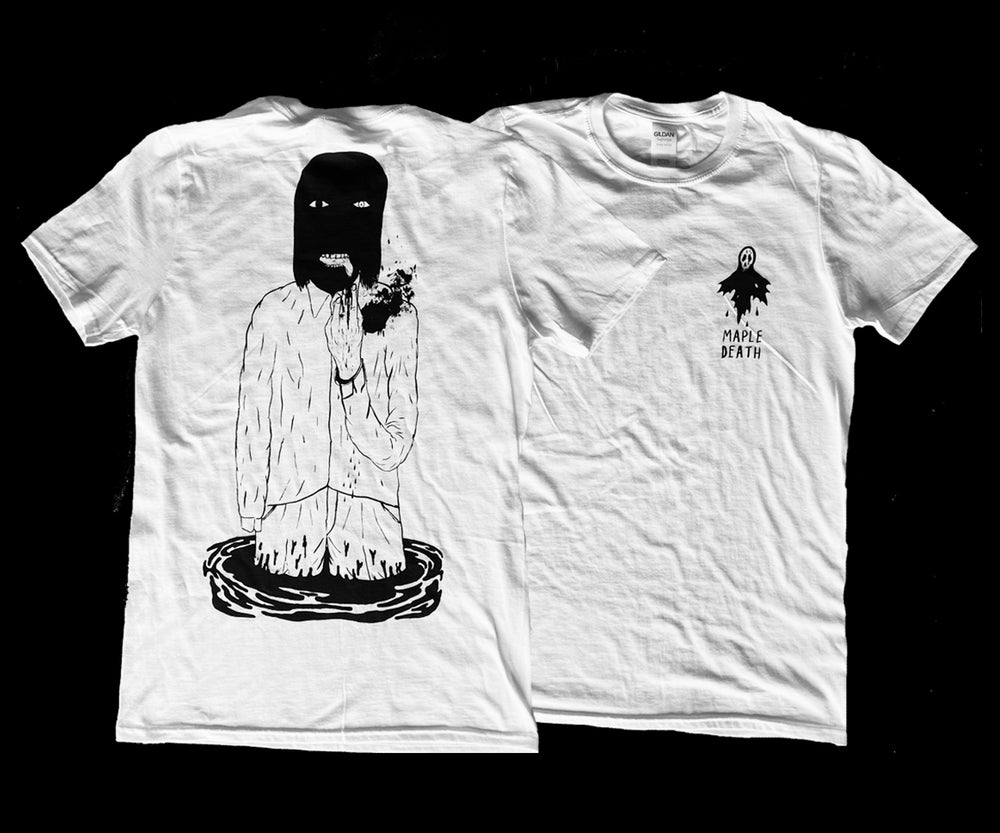"Image of Ltd Edition ""Michelangelo Setola X Maple Death"" T-Shirt"