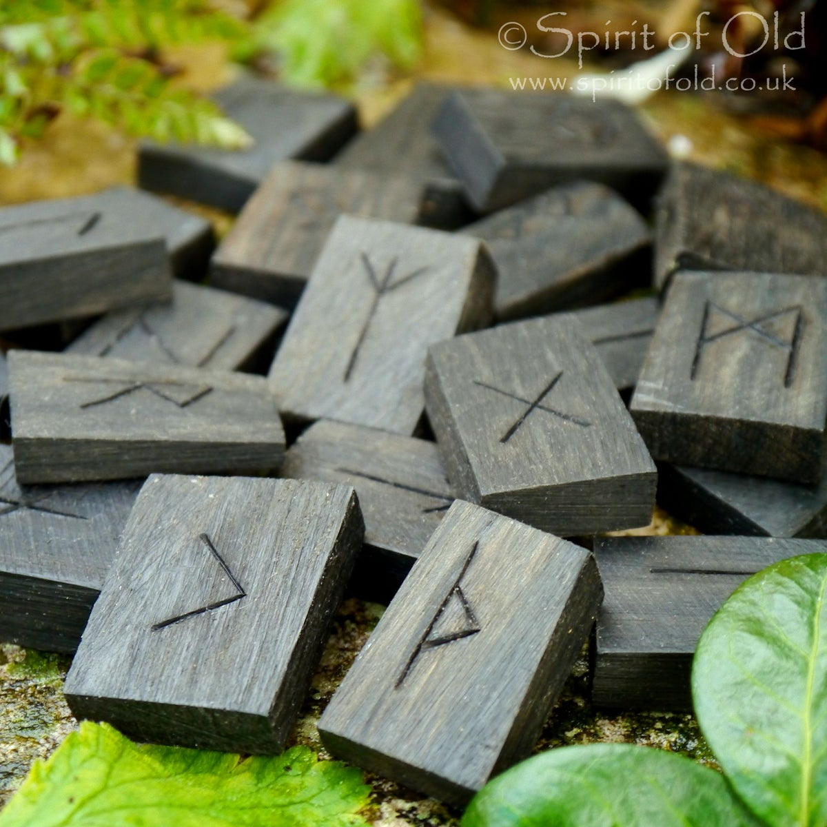 Image of Avalonian rune set (D232)