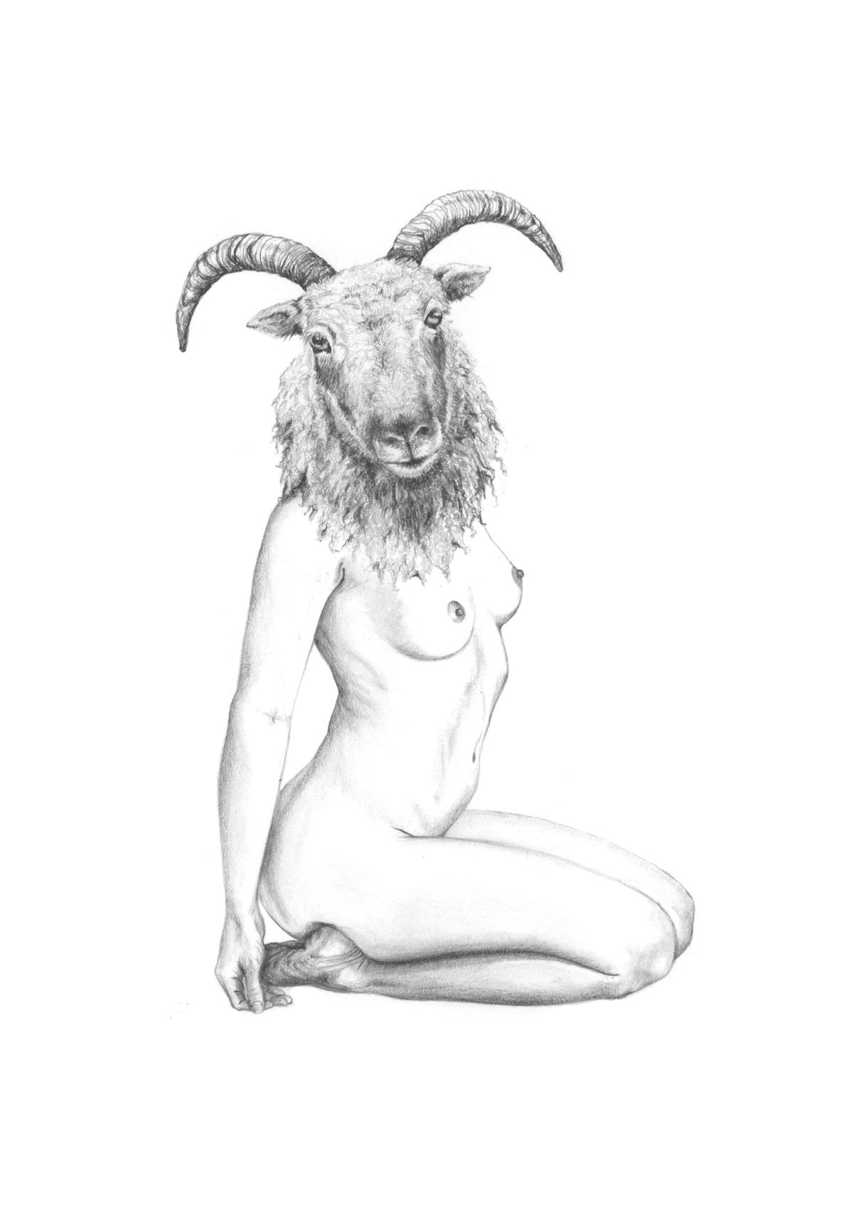 Image of Duttur-Sirtur. Sheep Goddess