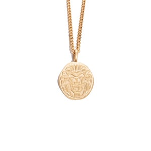 Image of LION | NECKLACE