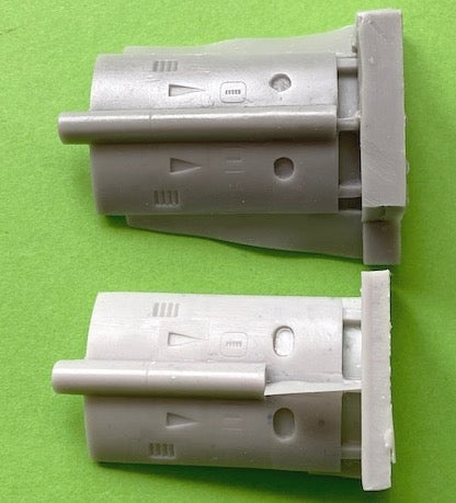 Image of Hawker Hunter F.4 corrected spine for Airfix kit