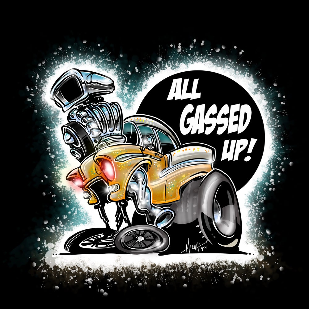 Image of ALL GASSED UP
