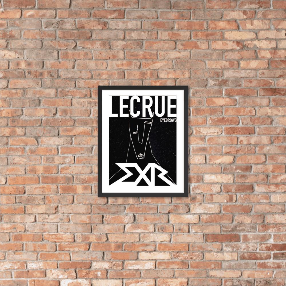 Image of LECRUE and EXR B&W