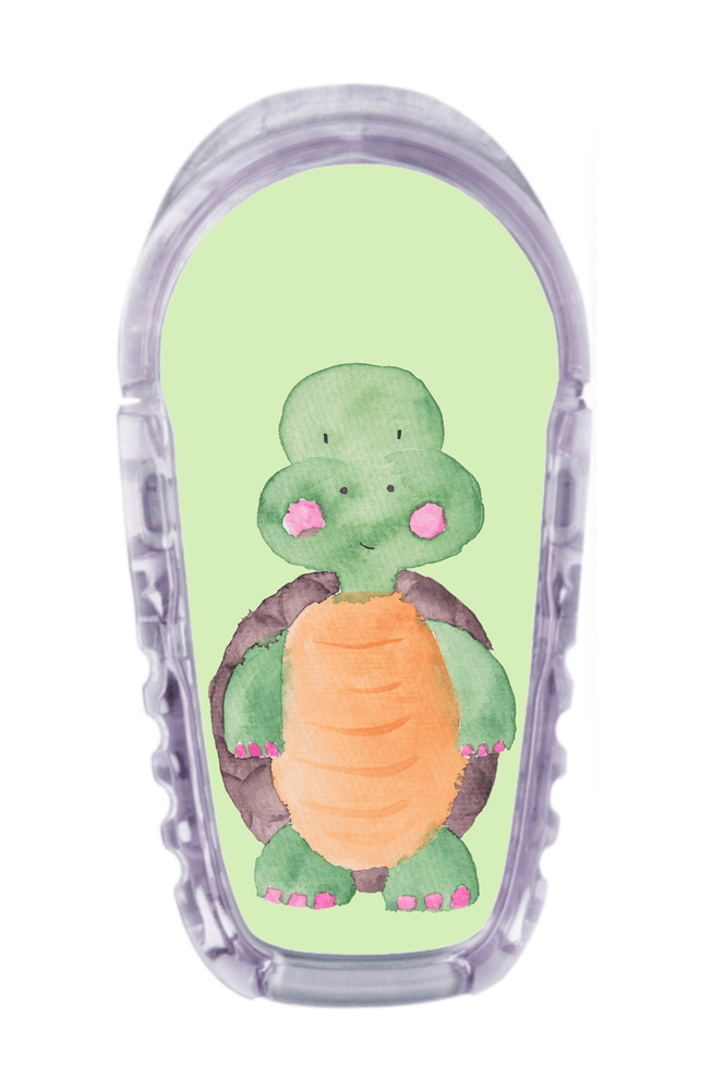 Image of Turtle Dexcom G6 Transmitter Sticker