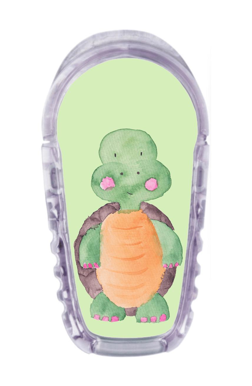 Image of Turtle Dexcom G6 Transmitter Sticker