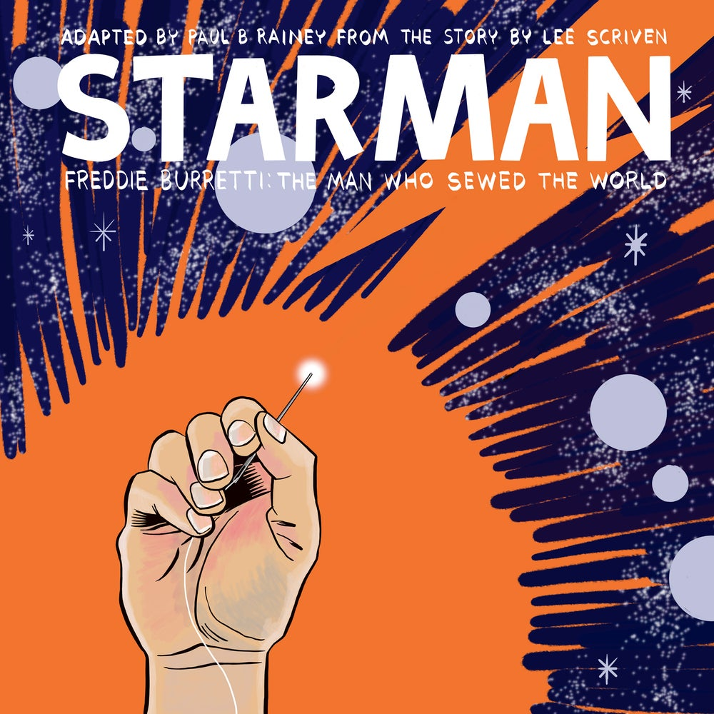 Image of Starman Comic-Book