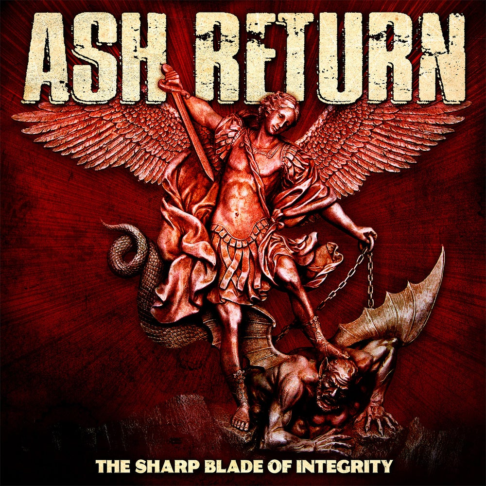 """The sharp blade of integrity"" CD"