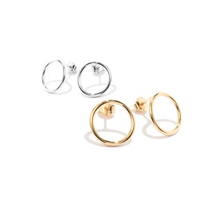Image of CIRCLE | EARRINGS