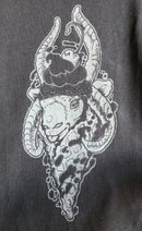 "Image 1 of ""Live Deliciously"" Hand-printed Tank Top LIMITED EDITION"