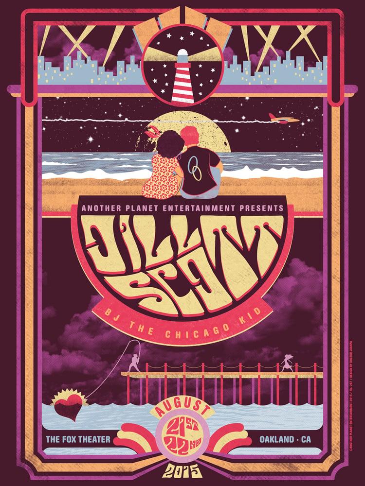 Image of Jill Scott 2015 Poster (Regular)