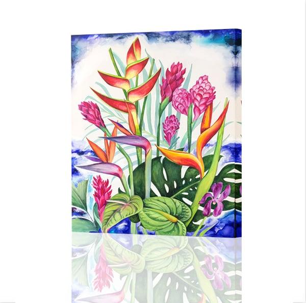 Image of Sending Love Giclee Print