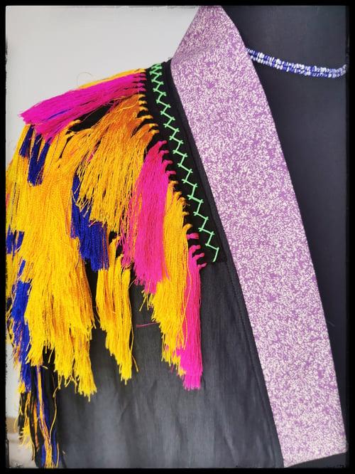 Image of Fuchsia Dream Kimono
