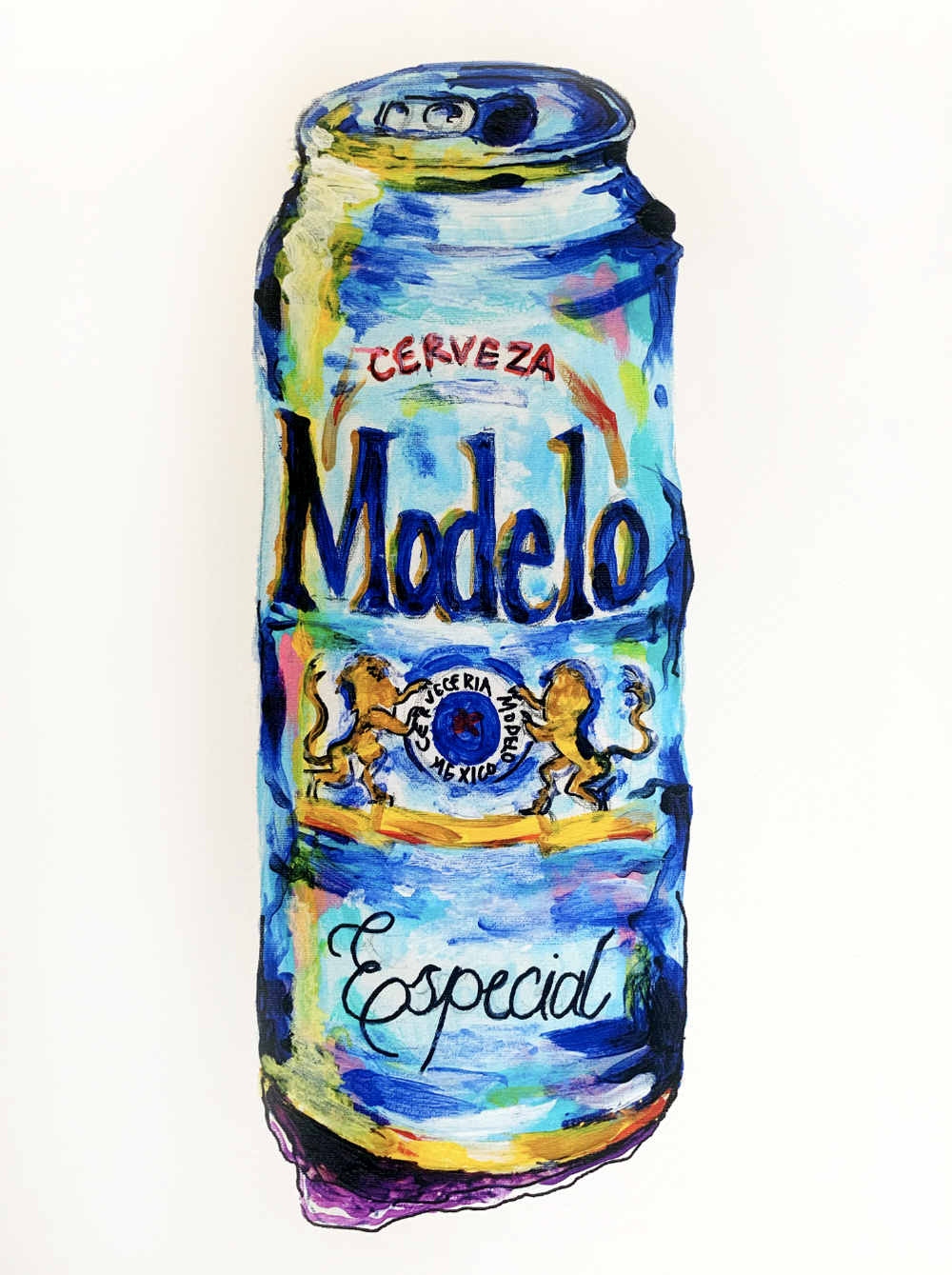 Image of Modelo - SOLD