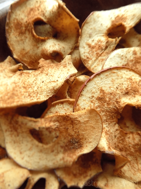 Image of Oven dried apple