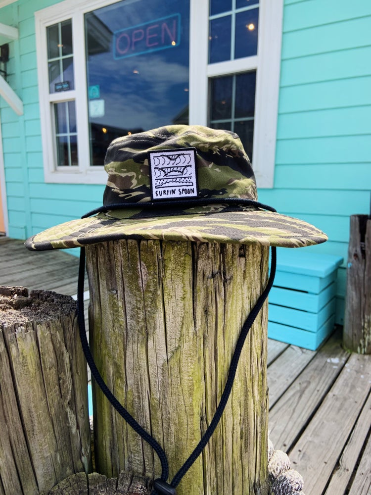 Image of Bucket Hat - Camo