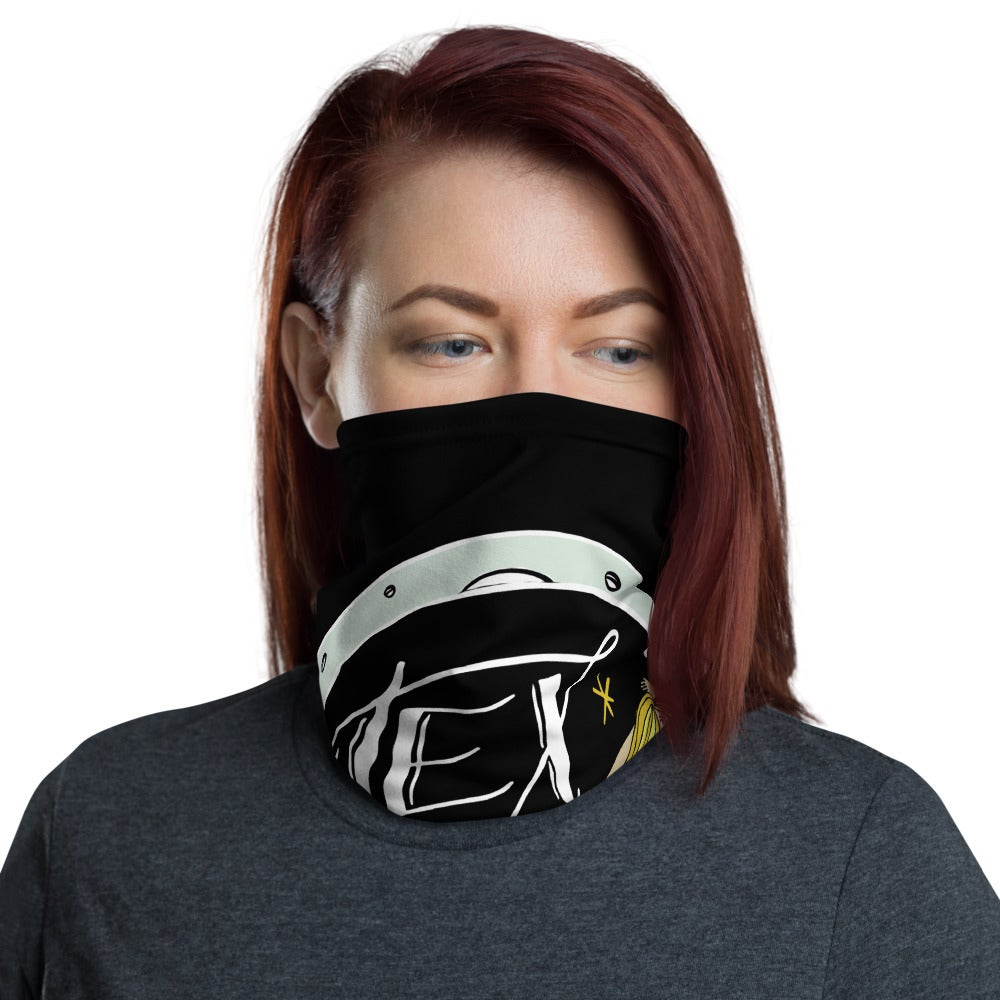 Tex Moonlight Logo Face Covering-Neck Gaiter