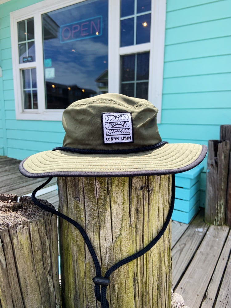 Image of Bucket Hat - Army Green
