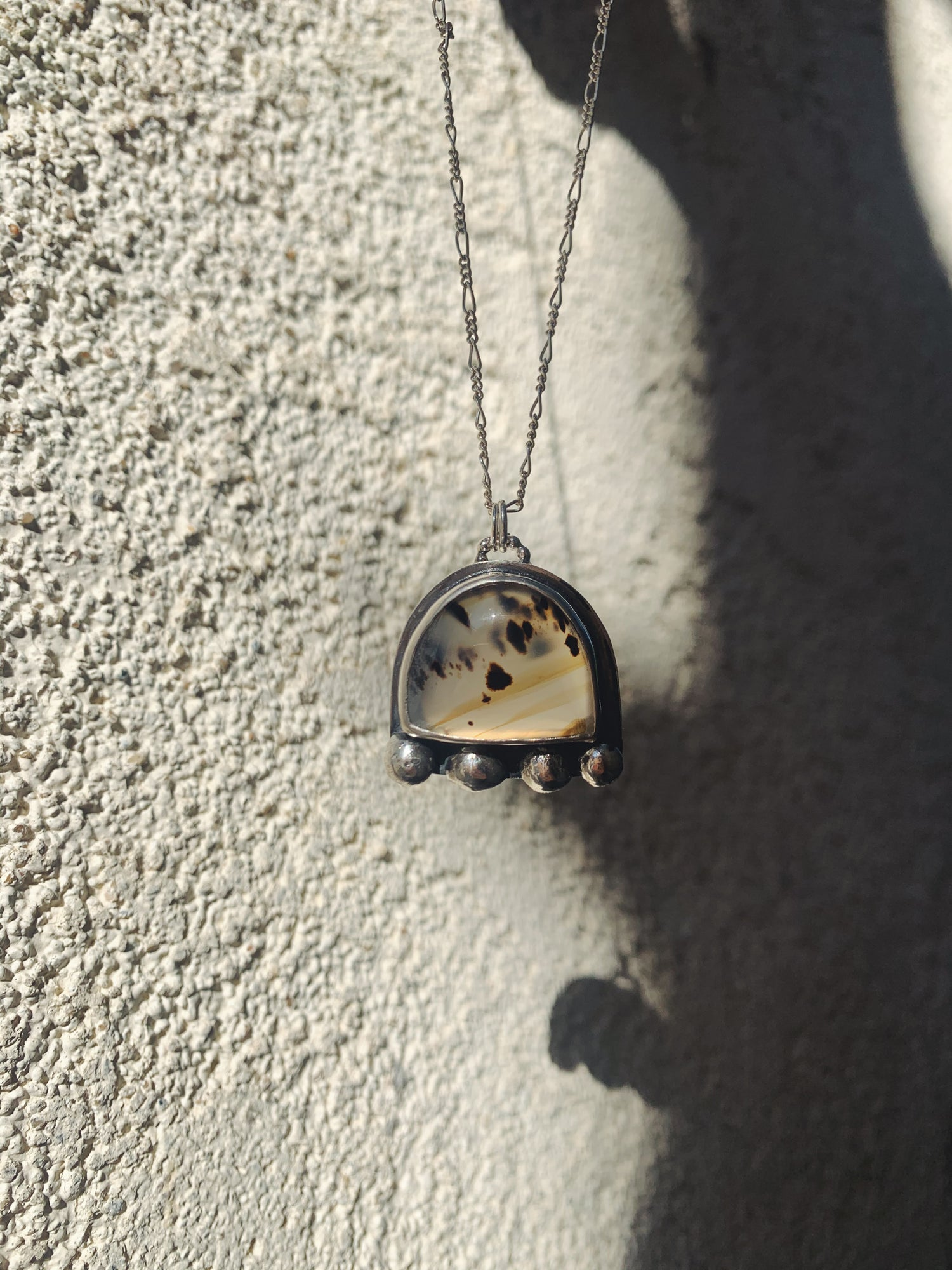 Image of Montana Agate Necklace