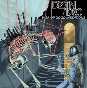 Image of DKR030 - DZTN 1980 - War Of Good Intentions Tape/50